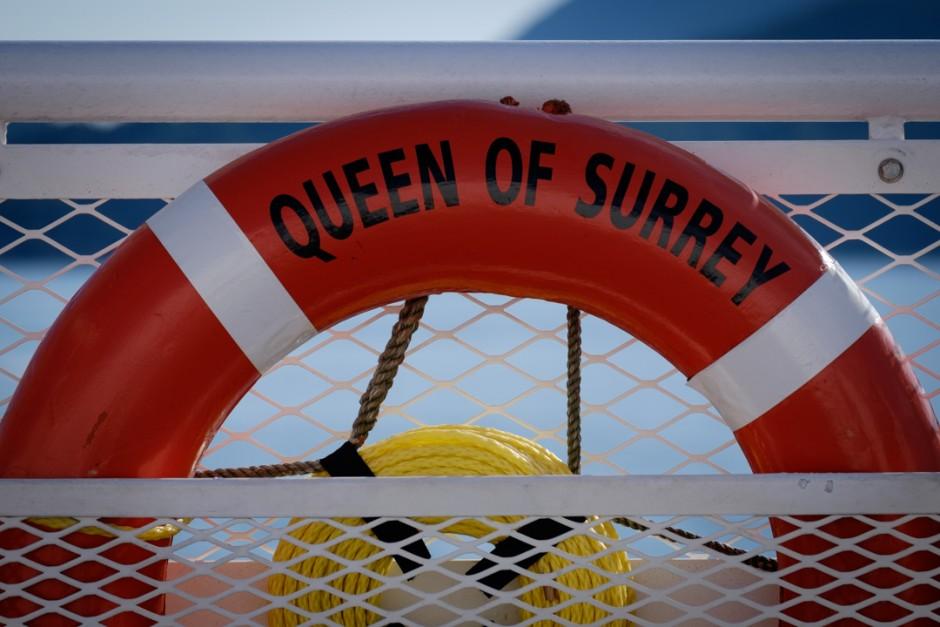Queen of Surrey