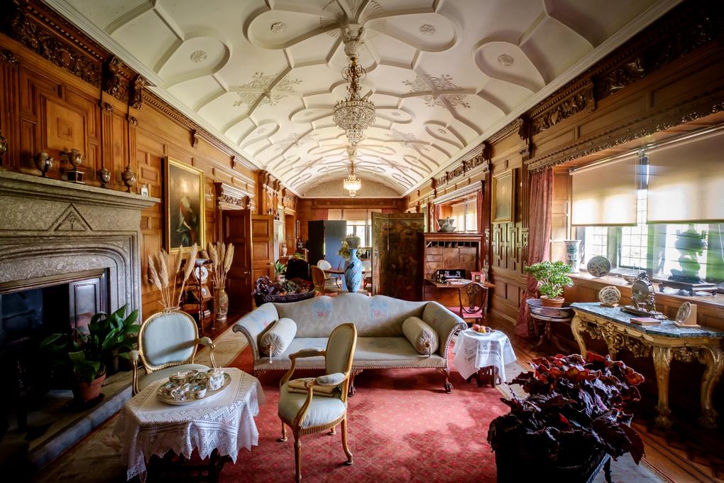 Lanhydrock house, Cornwall