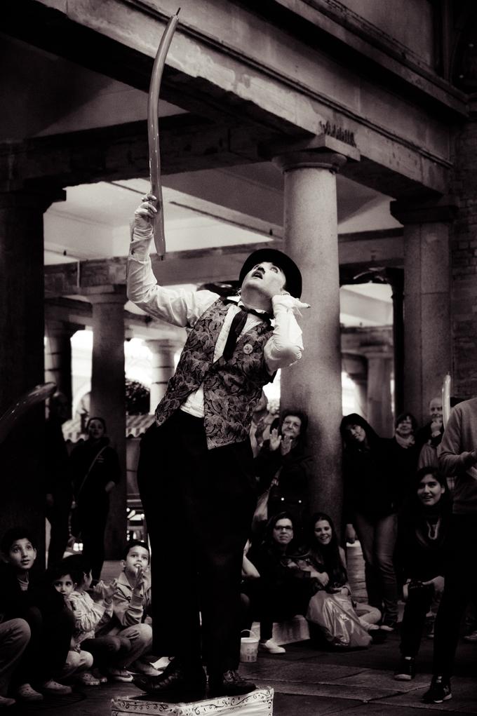 Covent Garden Chaplin